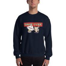 Load image into Gallery viewer, Game Over Men's Sweatshirt