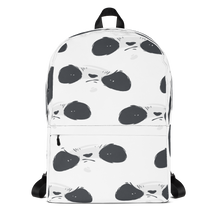 Load image into Gallery viewer, Panda Smirk Backpack