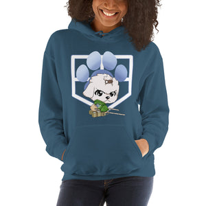 Attack Of The Canines Women's Hoodies