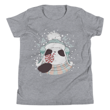 Load image into Gallery viewer, So Cold But Sweet Panda Youth Tee's