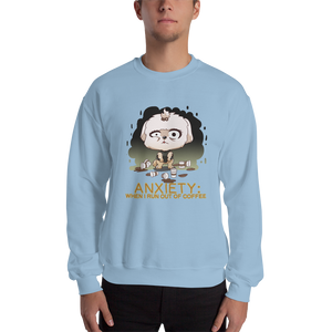 Anxiety Men's Sweatshirt