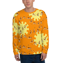 Load image into Gallery viewer, Sun Salutation Men's Sweatshirt