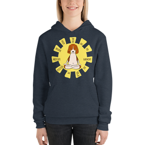 Yoga Way Of Life Women's Hoodies