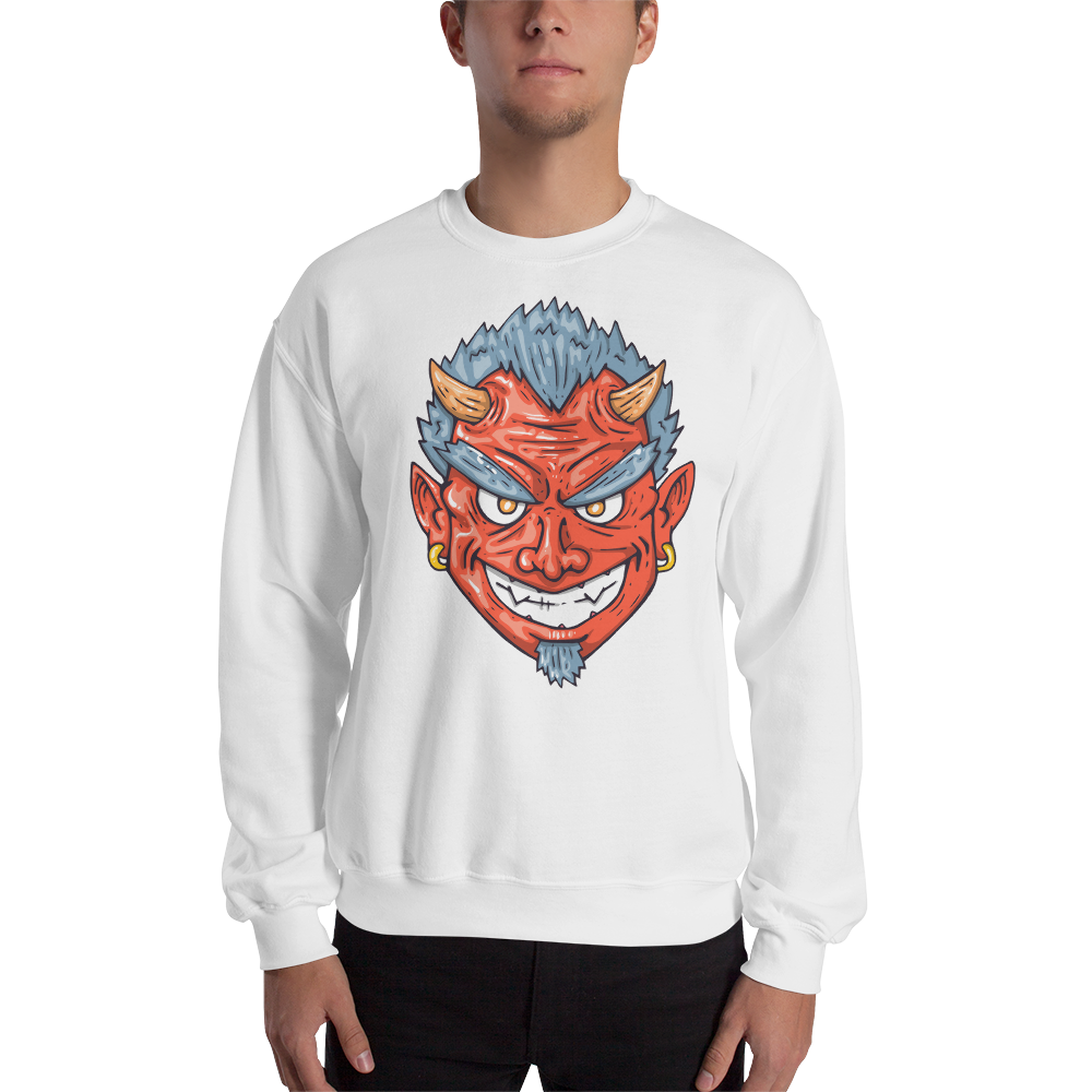 Rock Devil Men's Sweatshirt