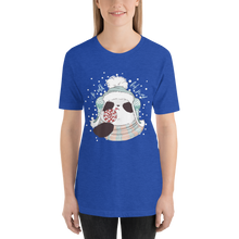 Load image into Gallery viewer, So Cold But Sweet Panda Women's Tee's
