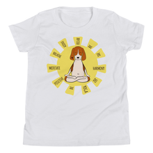Load image into Gallery viewer, Yoga Way Of Life Youth Tee's