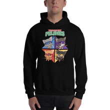 Load image into Gallery viewer, Teenage Mutant Ninja Felines Men's Hoodies