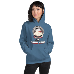 Cat Wick Baba Yaga Women's Hoodies