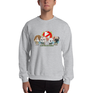 CATBUSTERS Men's Sweatshirt