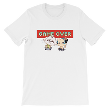 Load image into Gallery viewer, Game Over Women's Tee's