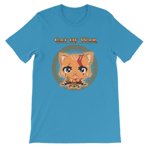 Cat Of War Women's Tee's