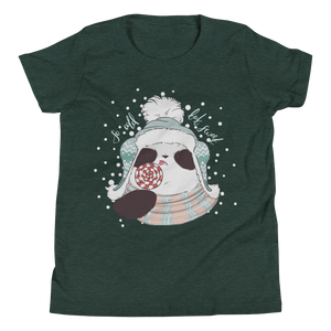So Cold But Sweet Panda Youth Tee's