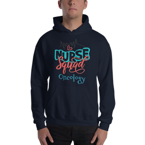 Nurse Squad / Personalized Text Design Men's Hoodies