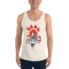Load image into Gallery viewer, Feline Assassin Men's Tank Tops