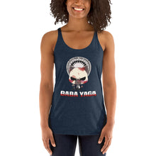 Load image into Gallery viewer, Cat Wick Baba Yaga Women's Tank Tops
