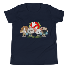 Load image into Gallery viewer, CATBUSTERS Youth Tee's