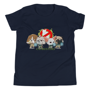 CATBUSTERS Youth Tee's