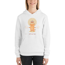 Load image into Gallery viewer, Cats Love Yoga Women's Hoodies