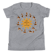 Load image into Gallery viewer, Yoga Time Youth Tee's