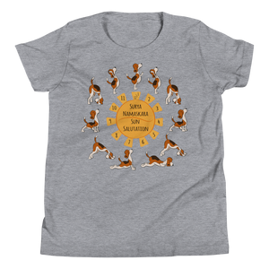 Yoga Time Youth Tee's