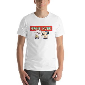 Game Over Men's Tee's