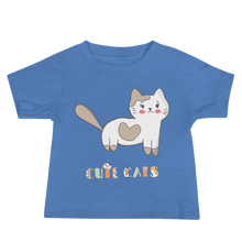 Load image into Gallery viewer, Cute Cats Baby Tee's