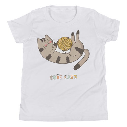 Cute Cats Youth Tee's