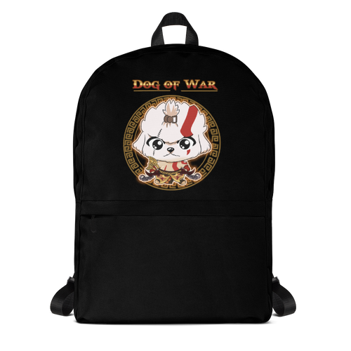 Dog Of War Backpack