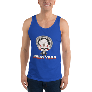Dog Wick Baba Yaga Men's Tank Tops