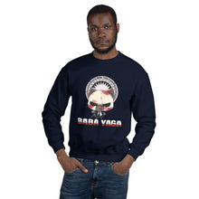 Load image into Gallery viewer, Cat Wick Baba Yaga Men's Sweatshirt