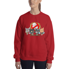 Load image into Gallery viewer, DOGBUSTERS Women's Sweatshirt