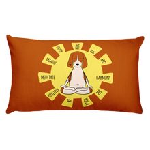 Load image into Gallery viewer, Yoga Way Of Life Premium Pillow