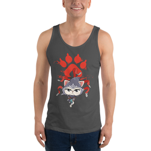 Feline Assassin Men's Tank Tops