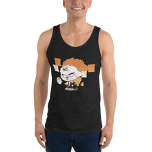 Load image into Gallery viewer, Dog Note Men's Tank Tops