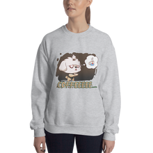 Load image into Gallery viewer, Coffee Women's Sweatshirt