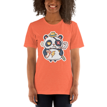 Load image into Gallery viewer, Eye Patch Panda Women's Tee's