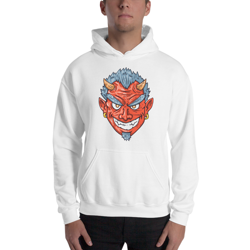 Rock Devil Men's Hoodies
