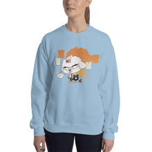 Load image into Gallery viewer, Dog Note Women's Sweatshirt