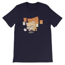 Load image into Gallery viewer, Cat Note Women's Tee's