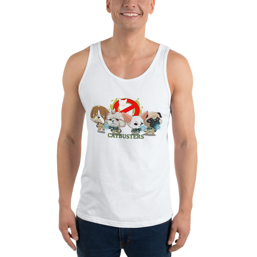 CATBUSTERS Men's Tank Tops