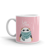 Load image into Gallery viewer, Hate Winter Panda Mug