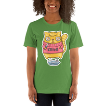 Load image into Gallery viewer, Killer Cat Women's Tee's