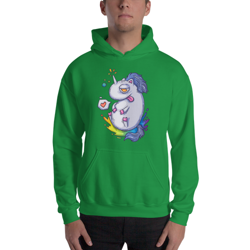 Unicorn Men's Hoodies