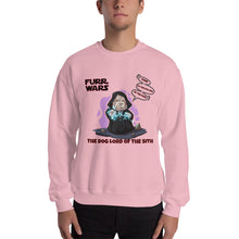 Load image into Gallery viewer, Dog Lord Of The Sith Men's Sweatshirt