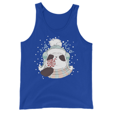 Load image into Gallery viewer, So Cold But Sweet Panda Men's Tank Tops