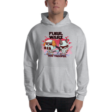 Load image into Gallery viewer, Dog Trooper Men's Hoodies