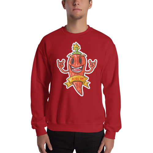 Rock On Men's Sweatshirt