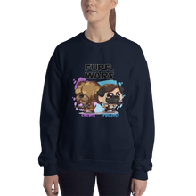 Load image into Gallery viewer, Chewie and Pug Zolo Women's Sweatshirt