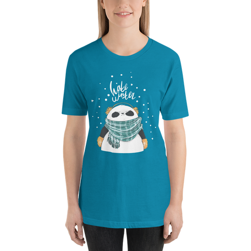 Hate Winter Panda Women's Tee's