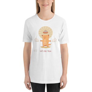 Cats Love Yoga Women's Tee's
